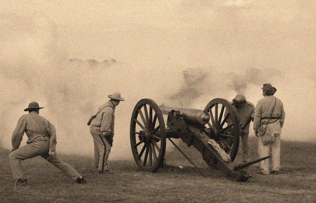 Going back in time, at the 150th Anniversary of the Battle of Antietam, Sharpsburg, MD, 2012
