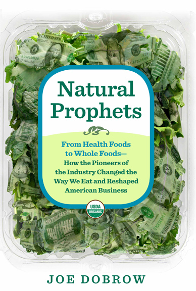Natural Prophets book cover