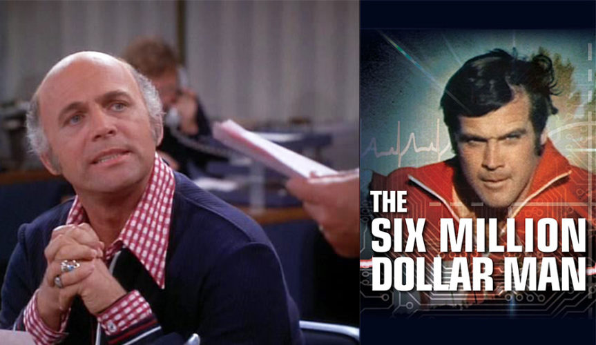 Joe Dobrow, pandemic, time machine, sports reruns, Six Million Dollar Man, Murray Slaughter, The Big Valley, Lee Majors, Gavin MacLeod, Eve Plumb